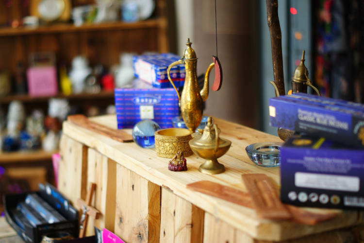 The Secondhand Shop Burners