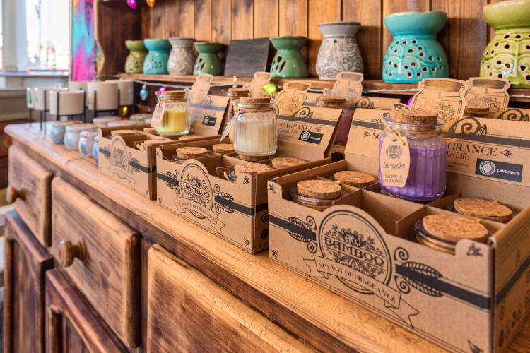 Wellness Shop Candles for Sale
